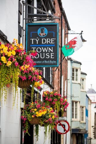 Ty Dre Town House, Caernarfon – Precios actualizados 2019