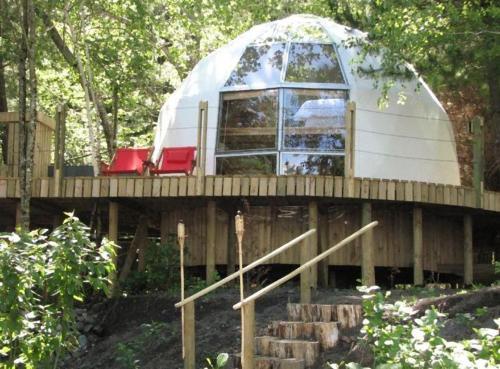 Magma Lodge, Pucon