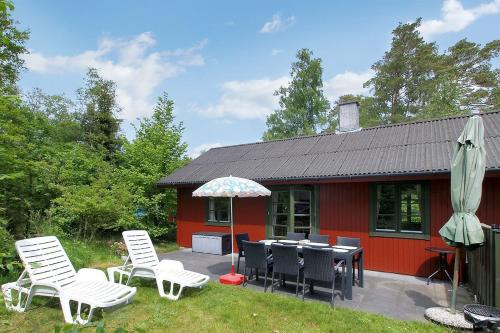 Holiday home Dueodde H- 868