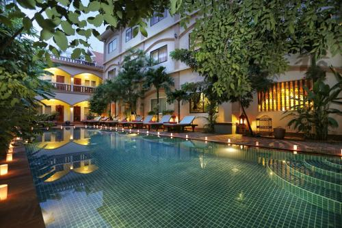 金色芒果旅館