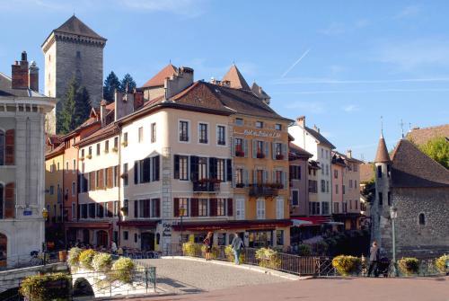 Hôtel du Palais de l'Isle
