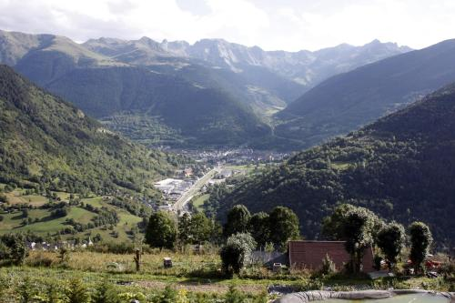 Villas en alquiler en valle de ar n alquileres vacacionales en valle de ar n espa a - Casas rurales valle de aran ...