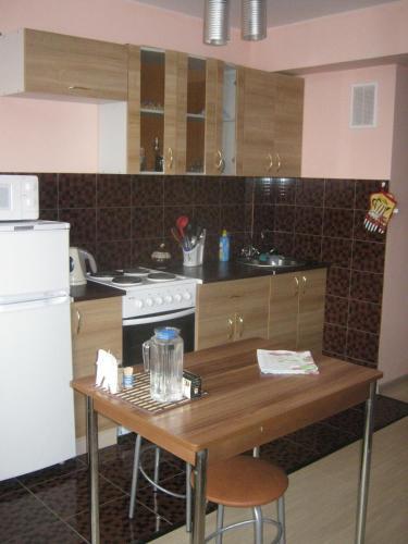 Apartments at Ulitsa Lyzina 34