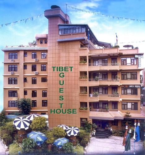 Tibet Guest House, Kathmandu, Nepal
