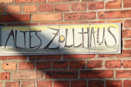 Altes Zollhaus Stralsund