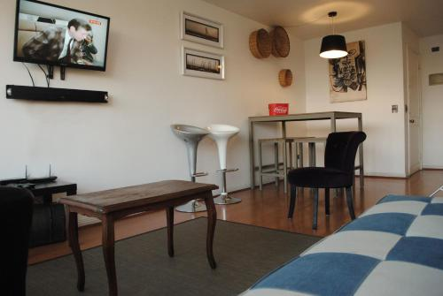 Apartamento Living Galvarino