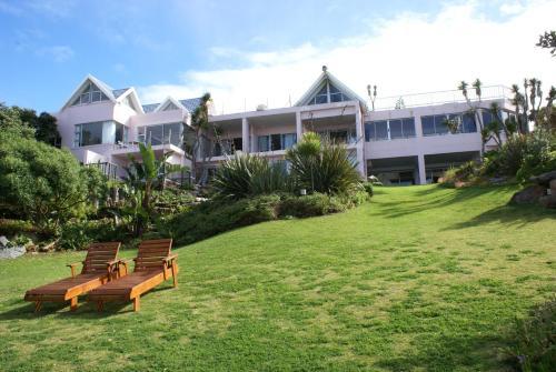 海灘粉紅小屋旅館