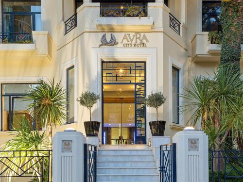 Avra City Hotel (Former Minoa Hotel)