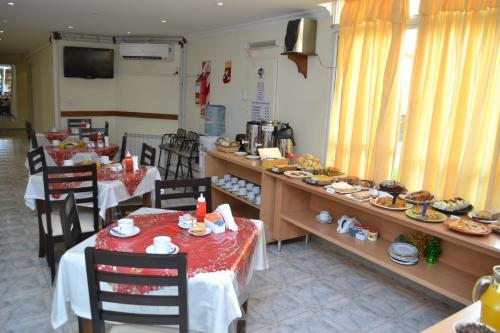 Restaurant o un lloc per menjar a Apart Hotel Patagonia Sur