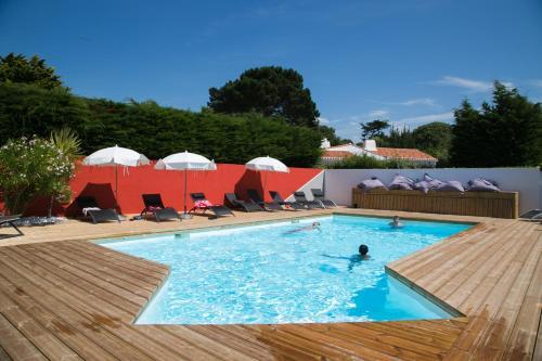 Hôtel La Villa en L'île