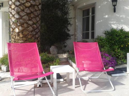 Cannes Villa Bord de Mer