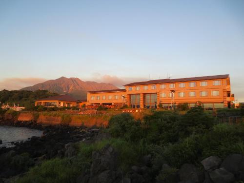 Rainbow Sakurajima