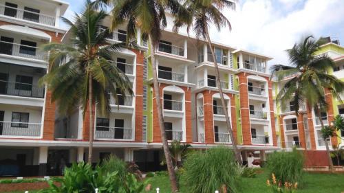 Candolim Apartment - Sun N Sand