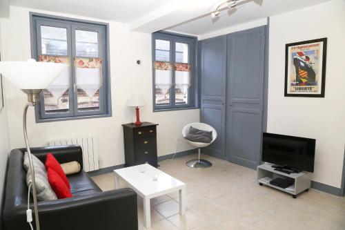 Appartement du Port de Honfleur