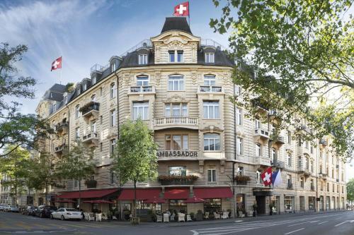 Small Luxury Hotel Ambassador a l'Opera