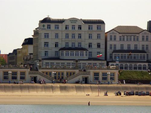 Nordsee Hotel Borkum
