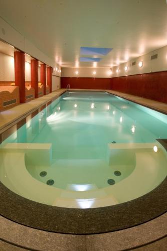 The swimming pool at or near Locanda dell'Arte