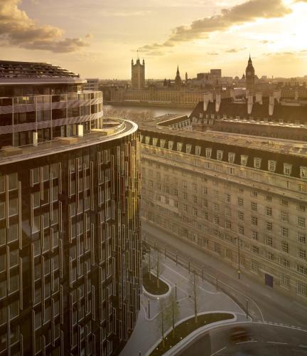 photo of 公園廣場西敏橋酒店&度假村(Park Plaza Westminster Bridge London)   英國倫敦(London, UK)