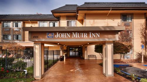 Best Western John Muir Inn