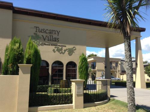 Tuscany Villas Rotorua - Heritage Collection