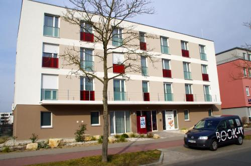 BOOK-IT Gästehäuser east Apart