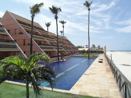 Piscine de l'établissement Cumbuco Ocean View ou située à proximité