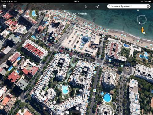 A bird's-eye view of Apartment Marbella House