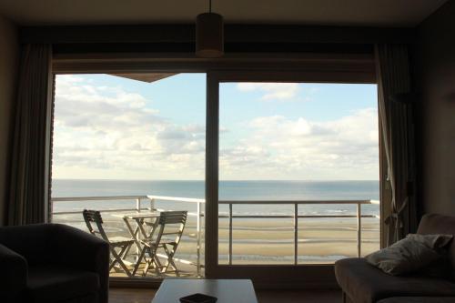 Appartement aan Zeedijk Nieuwpoort