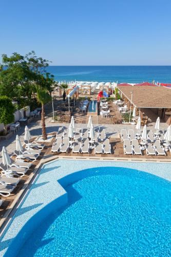 The swimming pool at or near Xperia Saray Beach Hotel