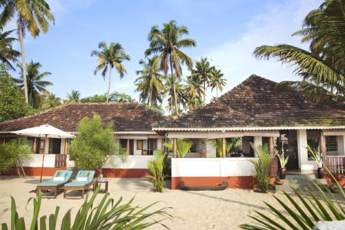 Marari Villas - Palm Beach Villa