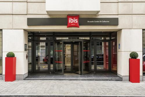 ibis Hotel Brussels Centre Ste Catherine