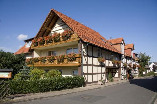 Brauner Hirsch