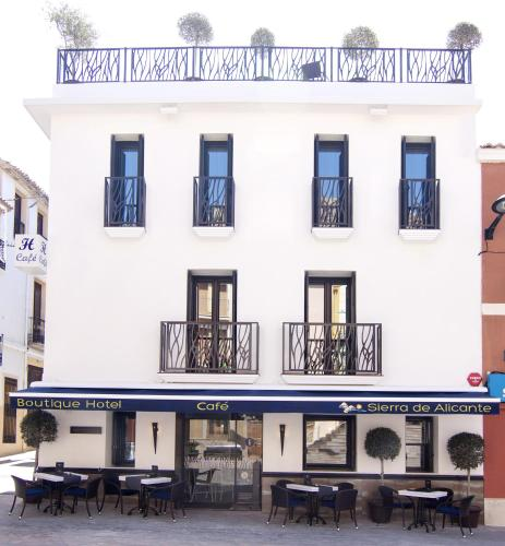Boutique Hotel Sierra de Alicante 24