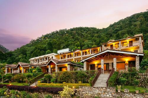 Corbett - Treetop Riverview; A Sterling Holidays Resort