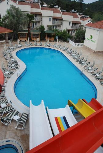 View ng pool sa Telmessos Select Hotel - Adult Only (+16) - All Inclusive o sa malapit