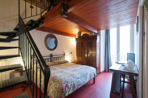 Stanza privata in palazzo Storico