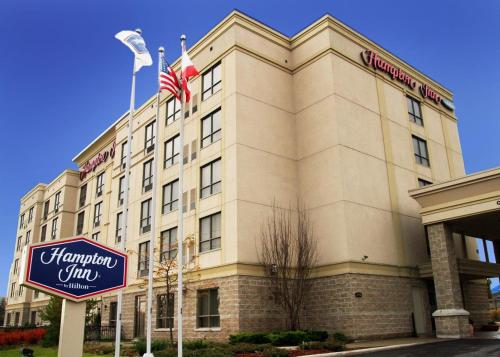 Hampton Inn Toronto-Mississauga West
