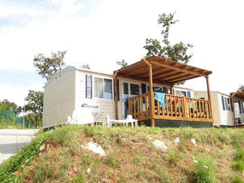 Easy a Tent Mobile Home Zelena Laguna