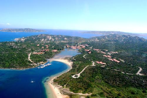 A bird's-eye view of Residence Costa Serena