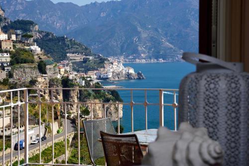 Holiday In Amalfi