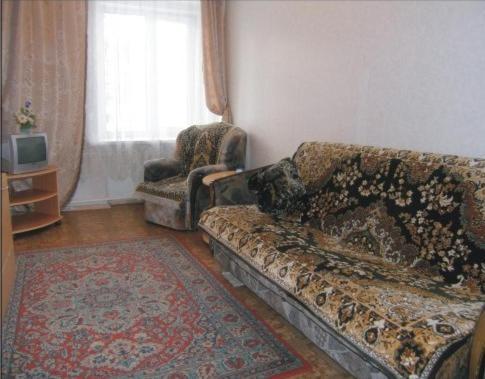 Apartments on Cheluskintsev Street 7