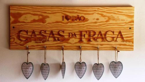 I Love Dão Casas Da Fraga