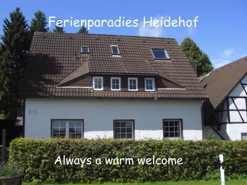 Farm Stay Heidehof