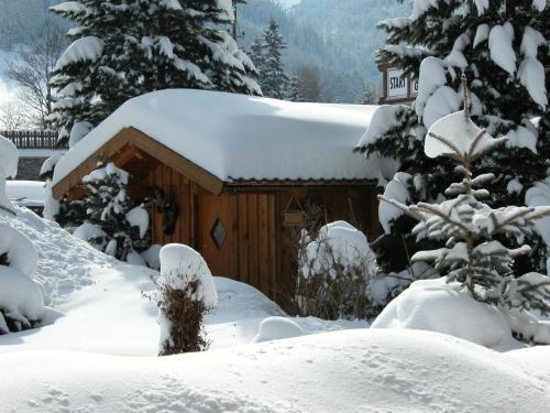 Ferienhaus Brigitte en invierno