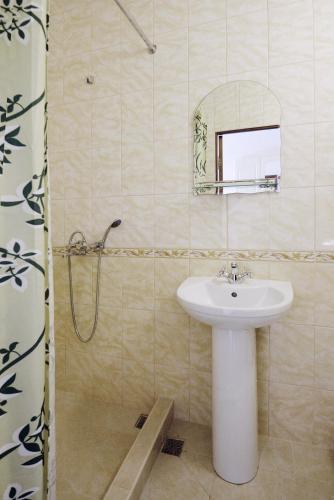 Ванная комната в Отель №1