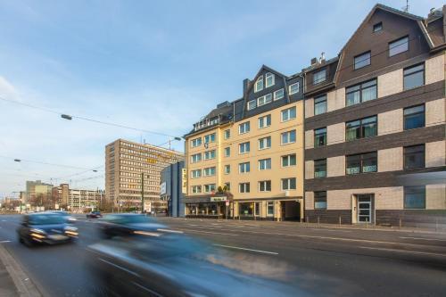 Novum Hotel Flora Apartments