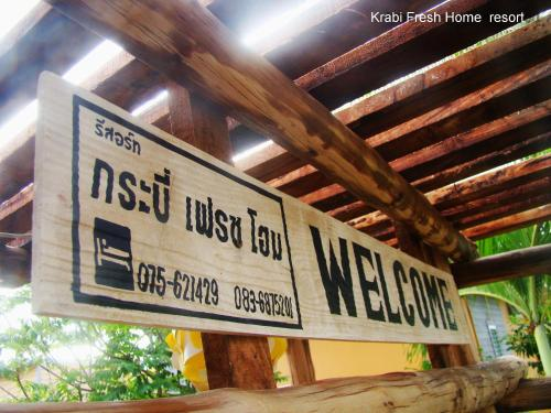 Krabi Fresh Home Resort