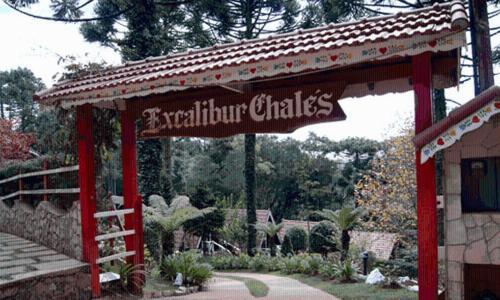 Excalibur Chalés