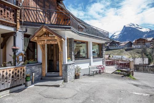 Hotel Le Grand Tetras