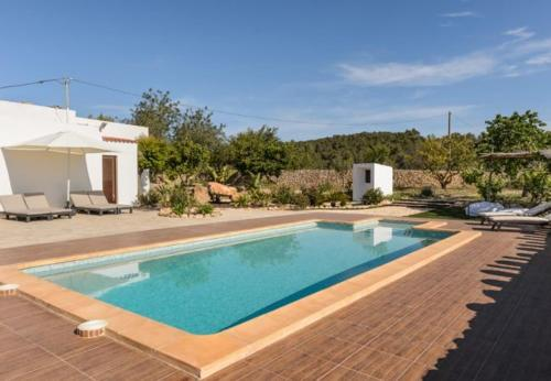 Four-Bedroom Holiday home in Sant Antoni de Portmany / San Antonio